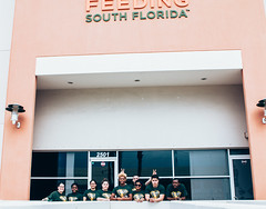 Feeding South Florida (PalmBeachStateCollege) Tags: feeding south florida canned food
