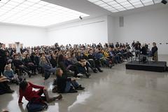photoset: Secession: Künstlergespräch mit Francis Alys (17.11.2016 / Vienna Art Week)