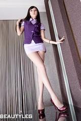 T017 (SIRENSMag) Tags: beautyleg tina taiwan girl model pretty sexy cute legends asian beauty leg