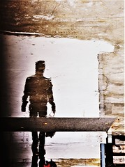 * (PattyK.) Tags: reflection autumn november 2016 nikond3100 rain greece griechenland hellas ellada epirus amateurphotographer ilovephotography