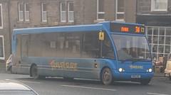 Travelsure MX10 DXS (30.11.2016) (CYule Buses) Tags: service34 solo optare optaresolo travelsure mx10dxs
