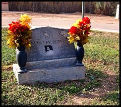 Kevin (~ Lone Wadi Archives ~) Tags: mesacitycemetery graveyard headstone tombstone gravestone death finalrestingplace americansouthwest maricopacounty mesaarizona
