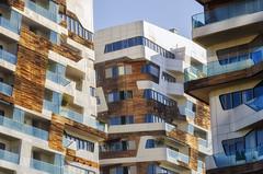 Architettura moderna (forastico) Tags: forastico d7000 milano citylife architettura moderna