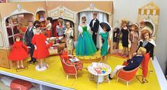 OPENING DAY (ModBarbieLover) Tags: 1963 fashion shop barbie vintage doll allan ken skipper midge hanks