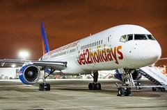 IMGP9309_G-LSAN_GLA (ClydeSights) Tags: boeing boeing757200 egpf cn26635 752 gla b752 7572k2w glasgowinternationalairport glsan jet2