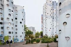 Tours Nuages (i like it! what is it?) Tags: paris france architecture tile concrete ledefrance nanterre towers ladefense fr brutalism grandensemble emileaillaud toursnuages