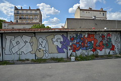 Cony / Horf (lepublicnme) Tags: france graffiti july icon pal ikon icone coni cony 2015 stationservice horf aubervilliers horfe horph palcrew hophe lastationhorsservice
