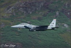 492nd Eagle-2 (simon_x_george) Tags: fighter eagle wing strike usaf mcdonnelldouglas 48th corris f15e lowfly usafe raflakenheath 492nd lfa7