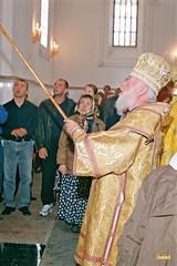 058. Consecration of the Dormition Cathedral. September 8, 2000 / Освящение Успенского собора. 8 сентября 2000 г