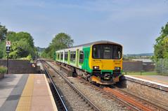 DSC_2151 (gartcosh37884) Tags: birmingham 150 hereford unit ledbury londonmidland 150107 1m66