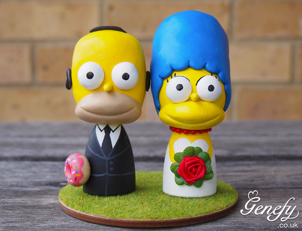The world 39 s best photos of bart and marge flickr hive mind - Marge simpson et bart ...