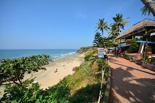 India - Kerala - Varkala - Beach - 16