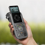 Portable digital audio recorder for iPodsの写真