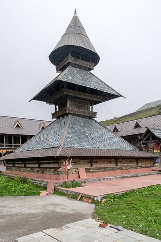 Prashar temple