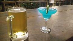Cocktail en bier