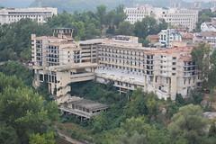 interhotel veliko tarnovo (sahraguate) Tags: velikotarnovo bulgarien interhotel