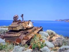 Greek M24 Chaffee (Bro Pancerna) Tags: light greek tank chaffee m24