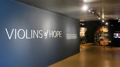 Violins of Hope exhibition entry