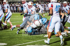 HBHSvsWCHS-184 (Aaron A Abbott) Tags: football springdale harber webbcity