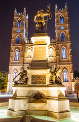 1895 (stevenbulman44) Tags: light summer holiday canada statue stone quebec montreal tripod notredame gitzo 1740f40l