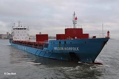 Wilson Norfolk (das boot 160) Tags: sea port docks river boats boat dock ship ships birkenhead maritime alfred mersey docking rivermersey alfredbasin merseyshipping alfredlock wilsonnorfolk