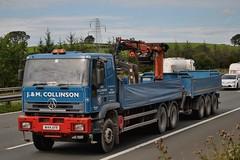 W144AFR (stamper104) Tags: truck transport lorry jm m6 lorries collinson 6wheeler seddonatkinson alltypesoftransport anykindofvehicles transportintheframe transportoftheworld worldtrucks