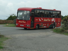 Full load (Coco the Jerzee Busman) Tags: uk bus islands coach jersey char tours channel banc