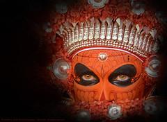 """GAZE OF GOD"" (GOPAN G. NAIR [ GOPS Creativ ]) Tags: india photography folk performance folklore kerala ritual spiritual hindu malabar gops theyyam demigod gopan gopsorg gopangnair gopsphotography"