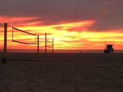 Sunset VB Nets