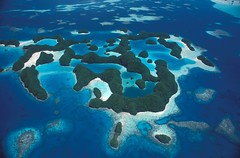 Palau - 70 Islands © Bert Yates