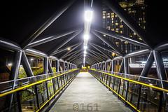 Deansgate Bridge (0-1-6-1) Tags: bridge skyline lights horizon bridges tram locks trams castlefield deansgate gmex beethamtower deansgatelocks