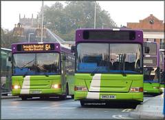 Ipswich 137 135 (Colin H,) Tags: bus buses scotland edinburgh pointer pair ds 135 dart dt spd avp ipswich pn lothian ips 137 pointers avk ibl typ 2015 slf ibp plaxton transbus tridents ipswichbuses sn53 ipswichbuspage colinhumphrey sn53avp sn53avk