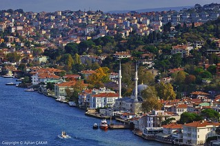 Beylerbeyi Seaside Istanbul