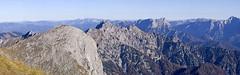 Panoramic view from Groe Pyhrgas (Twilight Tea) Tags: panorama alps austria october obersterreich 2015 spitalampyhrn ennstaler pyhrgas grosepyhrgas