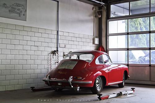 Porsche 356B Super 90