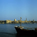 Ägypten 1983 (05) Alexandria: Hafen