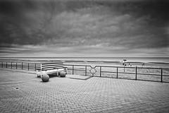Middelkerke #5687 (bluesdaniel) Tags: sky beach sand belgie kust nikonflickrawardgold