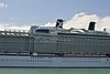 Cabin Fever (ACEZandEIGHTZ) Tags: ship florida miami cruiseship sideview portofmiami governmentcut