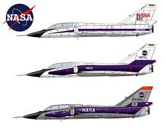 NF-106B Delta Dart (Ricos 2015) Tags: airplane delta nasa dart convair f106