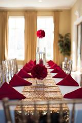 Amber Affair-48 (danmcginty) Tags: flowers wedding red roses rose table gold design amber nikon interior balls event planning elegant decor setting greenville affair d700