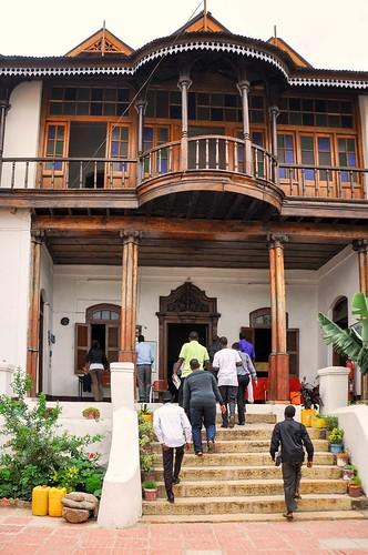 Home of Poet Arthur Rimbaud, Harar, Ethiopia