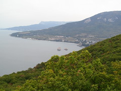 Iliqchuan in Crimea