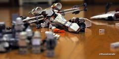 Star Wars Battlefront (@OLucasConrado) Tags: toy starwars brinquedo lego minifig minifigure minifigures toyart