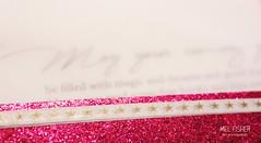 M E R R Y   C H R I S T M A S and a happy new year (* Mel Fisher *) Tags: christmas new pink detail love closeup glitter weihnachten spirit magic year familie rosa sparkle holy gift wishes present merry worte geschenke freunde happynewyear freude frohsinn 2016 lieben 2015 glitzer allthebest hach vertrauen bestwishes verpacken funkeln schenken festtage lieblingsmenschen neujahrswnsche herzmenschen