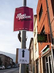 Paisajes de campaa 20 D (Markus' Sperling) Tags: 20d carteles carteleria electoral elecciones eleccions