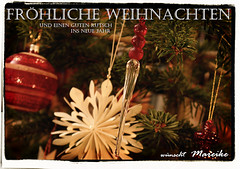 Merry Christmas (Seyreene) Tags: christmas weihnachten happy newyear christmastree merry frhliche