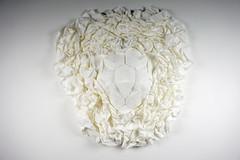 Roaryality new (Yureiko) Tags: yureiko tessellation papierfalten papier art kunst origami paperfolding paper   shiborigami