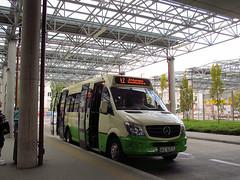 Mercedes-Benz 519 CDI / AutoCuby City Line, #51, KM omianki (transport131) Tags: bus autobus warszawa warsaw mercedesbenz autocuby city line km omianki ztm