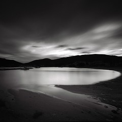 Land and light II (ilias varelas) Tags: landscape light longexposure land ilias varelas greece sky sea seascape mood mono monochrome mountain blackandwhite bw exposure water nature atmosphere