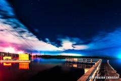 10-06-2015_05.00.10--D700-83-device-2000-wm (iSuffusion) Tags: bower14mm28 d700 tampa clouds docks florida longexposure night nikon stars williamspark riverview unitedstates us